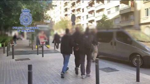 Detenido en España un fugitivo sueco por asesinato, organización criminal y blanqueo