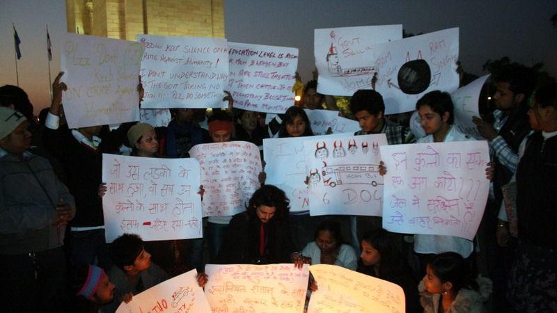 Cuatro condenados por violación serán ahorcados en Nueva Delhi