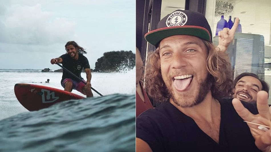 La misteriosa muerte de un surfista español en Filipinas