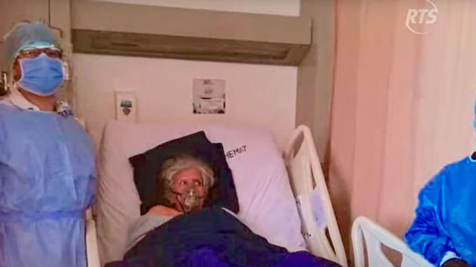 El extraño caso de la mujer que 'resucitó' tras haber recibido sus cenizas los familiares