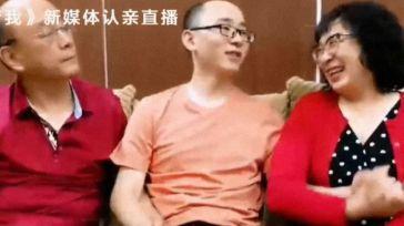 El reconocimiento facial consigue devolverles a su hijo secuestrado 32 años después