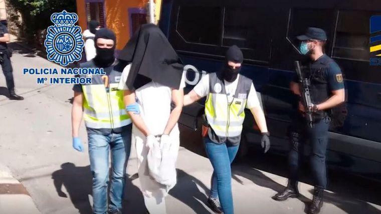 Cae en Madrid un miembro del aparato financiero de DAESH