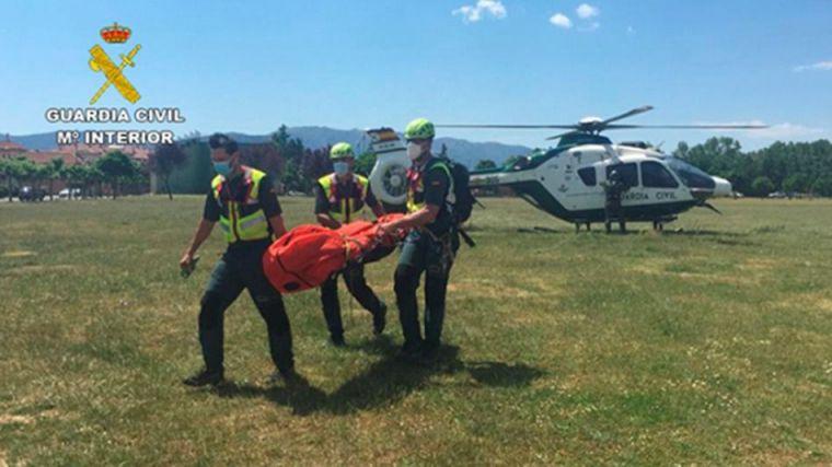 Aparece el cadáver de un montañero que se perdió en 2019