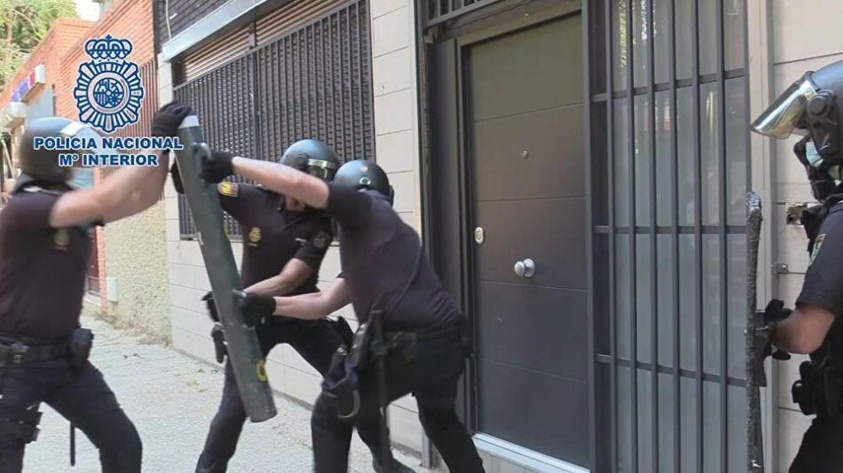 A la cárcel: Se dedicaban a robos con fuerza en oficinas y establecimientos comerciales