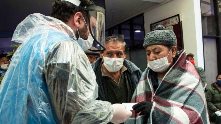 Lo peor está por llegar: América Latina aún no ha alcanzado el pico de casos de coronavirus