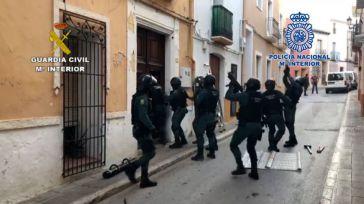 Macrooperación antidroga contra una peligrosa organización criminal internacional