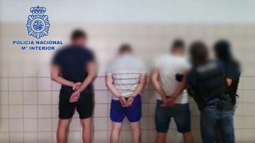 La Policía esclarece el homicidio de un varón en Marbella