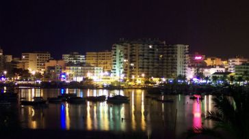 Una joven aparece muerta en un hotel de Ibiza