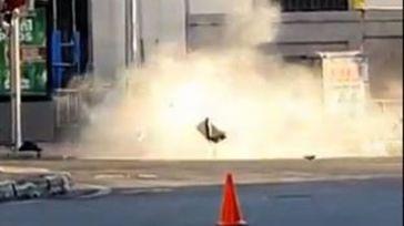 (Vídeo) Fingía llevar explosivos en el Metro de Madrid