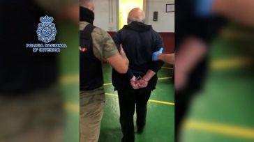 Detenido tras fugarse por abusar sexualmente de su nieta menor de edad