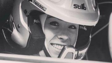 Laura Salvo pierde la vida mientras hacía lo que más le gustaba: copilotar