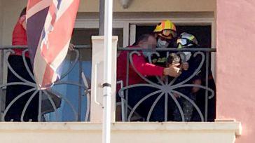 Tensión en un hotel de Alicante: La cabeza de un niño de dos años queda atrapada en una barandilla