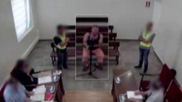 18 años de cárcel por incendiar una vivienda con una mujer en su interior