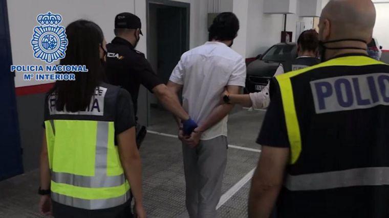 Dos fugitivos atrapados en España por homicidios con arma de fuego
