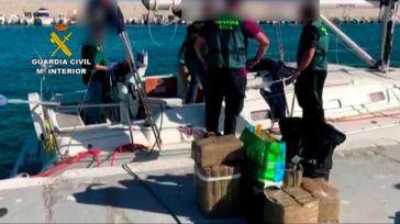 Cae una red dedicada al tráfico de drogas en las costas de Andalucía
