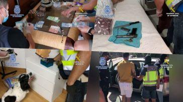 Utilizaban métodos mafiosos y violentos en Jaén y Málaga