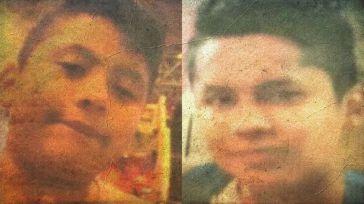 Encuentran descuartizados a dos niños en una carretilla