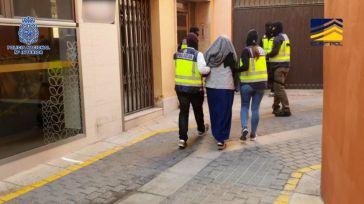 Una joven española planeaba viajar a Siria para 'convertirse en mártir'