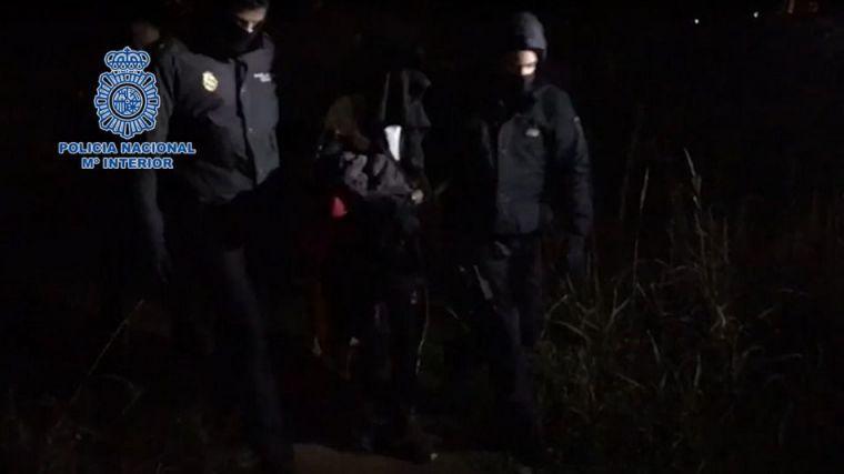 Detenido en Navidad por amenazar a los viandantes con un machete