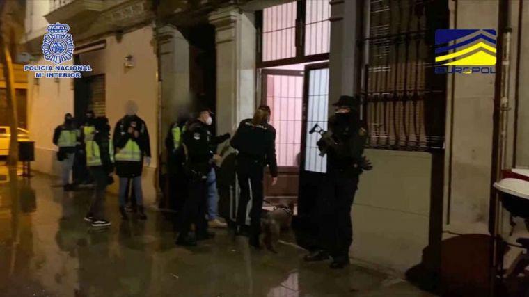Capturado en Barcelona un retornado de DAESH