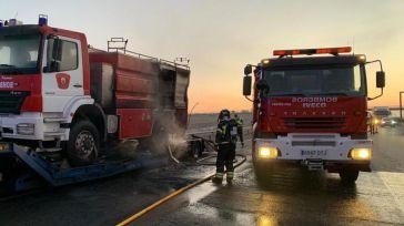 Tres camioneros mueren al ser atropellados cuando auxiliaban a un compañero