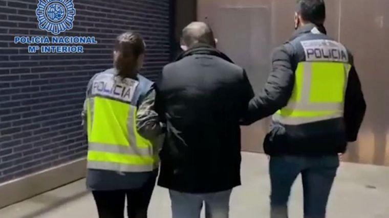 Capturado en Barcelona un fugitivo francés buscado violar a una anciana de 84 años
