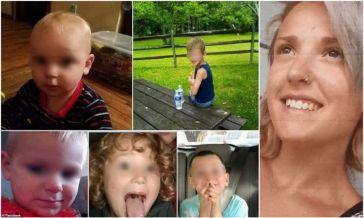 'Mis demonios ganaron': Asesina a sus cinco hijos, prende fuego a la casa y se suicida
