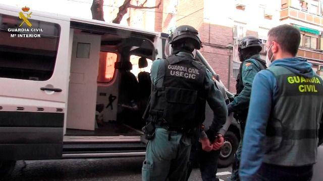 Tentativa de homicidio, secuestro, torturas y violencia extrema en Madrid y Toledo