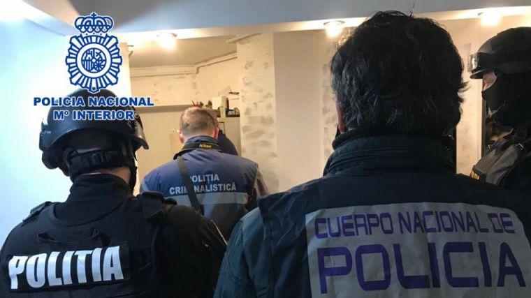 16 mujeres obligadas a consumir estupefacientes y a ejercer la prostitución cosificadas como 'cajas registradoras'