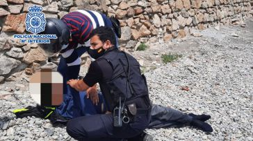 Salvan a un joven inmigrante marroquí que intentaba ahorcarse en Ceuta