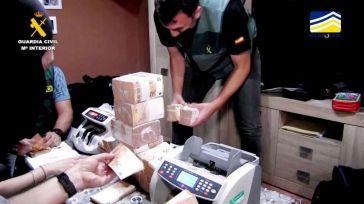 Cae la estructura criminal que controlaba el tráfico de coca en el puerto de Algeciras