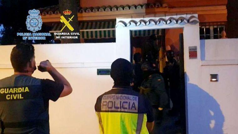 Campo de Gibraltar: Desarticulada de nuevo la organización del Messi del hachís