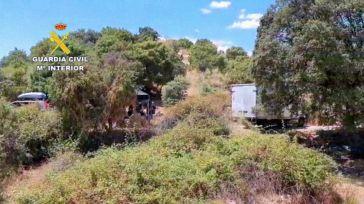 Crimen de Nombela: Hallan su cuerpo sin vida en un camión de mudanzas