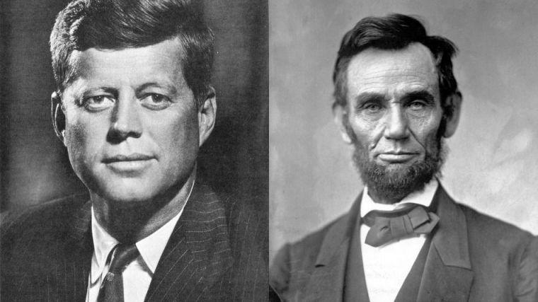 Las asombrosas y escalofriantes coincidencias entre Lincoln y Kennedy