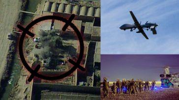 Al descubierto: EE.UU. y el uso de drones como arma mortal