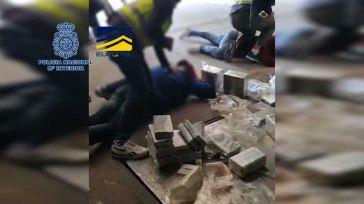 Cae la mayor red de distribución de cocaína de Europa