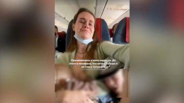 Un rayo impacta en un avión en pleno vuelo