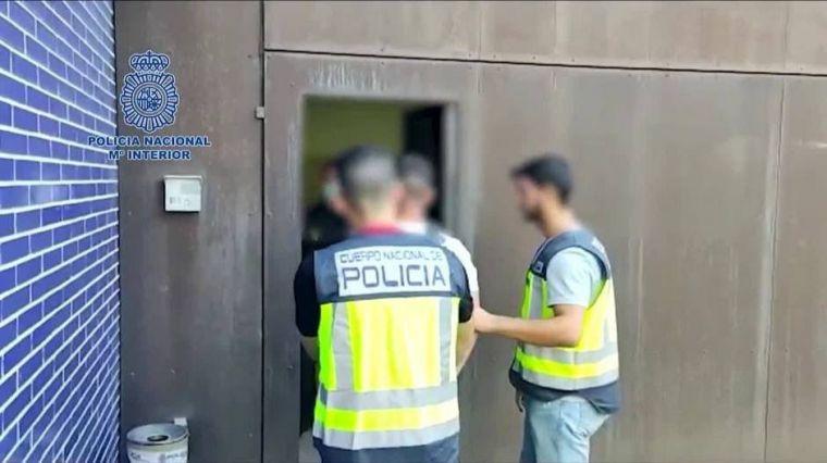 Detenidos en Barcelona dos fugitivos: Uno por pertenecer a la banda Pink Panther y otro por secuestro