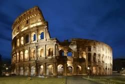Detenido por dañar la pared del Coliseo