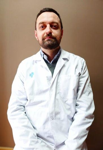 El doctor Francisco Mera, artífice del ensayo E-speranza-Covid-19