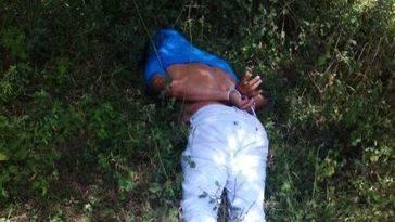 Así fue encontrado el cuerpo sin vida de Alberto Samuel
