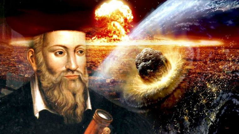 Nostradamus y su 2017 terrible, horrible, espantoso, horroroso