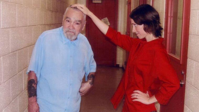 El famoso asesino en serie Charles Manson, en estado grave