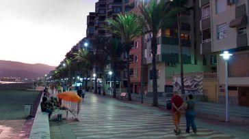 Pillada prostituyéndose en el paseo marítimo de Almería con solo 13 años