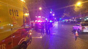 Atropellado por un conductor 'fantasma' en pleno centro de Madrid
