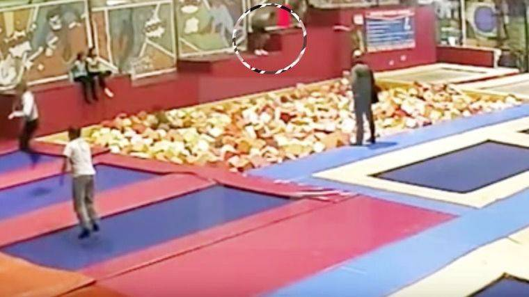 El salto mortal que le costó la vida a un político ruso