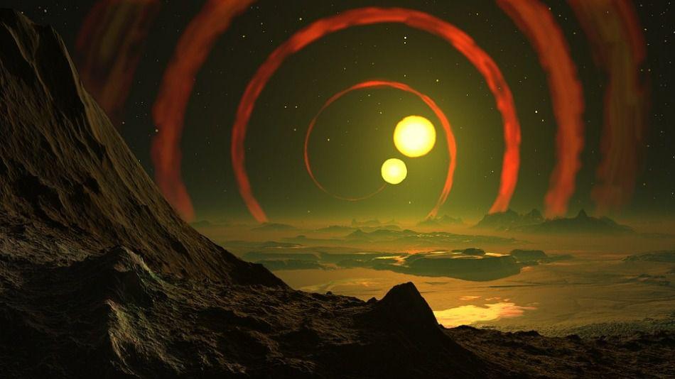 ¿Estamos ante el gigantesco planeta que podría destruir la Tierra?