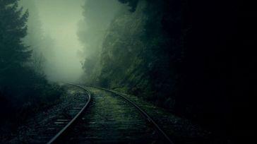 [Vídeo] Le pasa un tren por encima y...