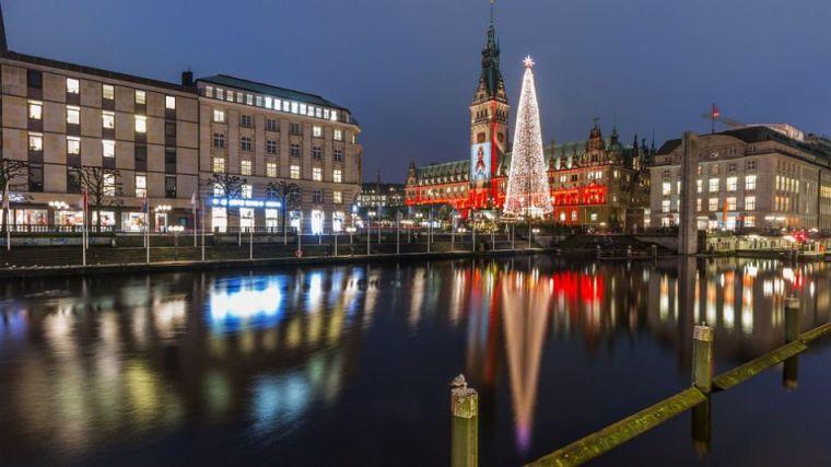 Rocía con ácido a una mujer en Hamburgo