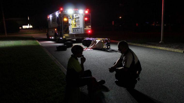 La 'ambulancia de la muerte' italiana
